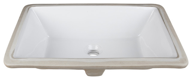 Rectangular Undermount Bathroom Sink Fabulous Stainless