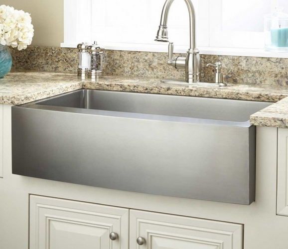 Delicieux ... Stainless Farmhouse Sink X