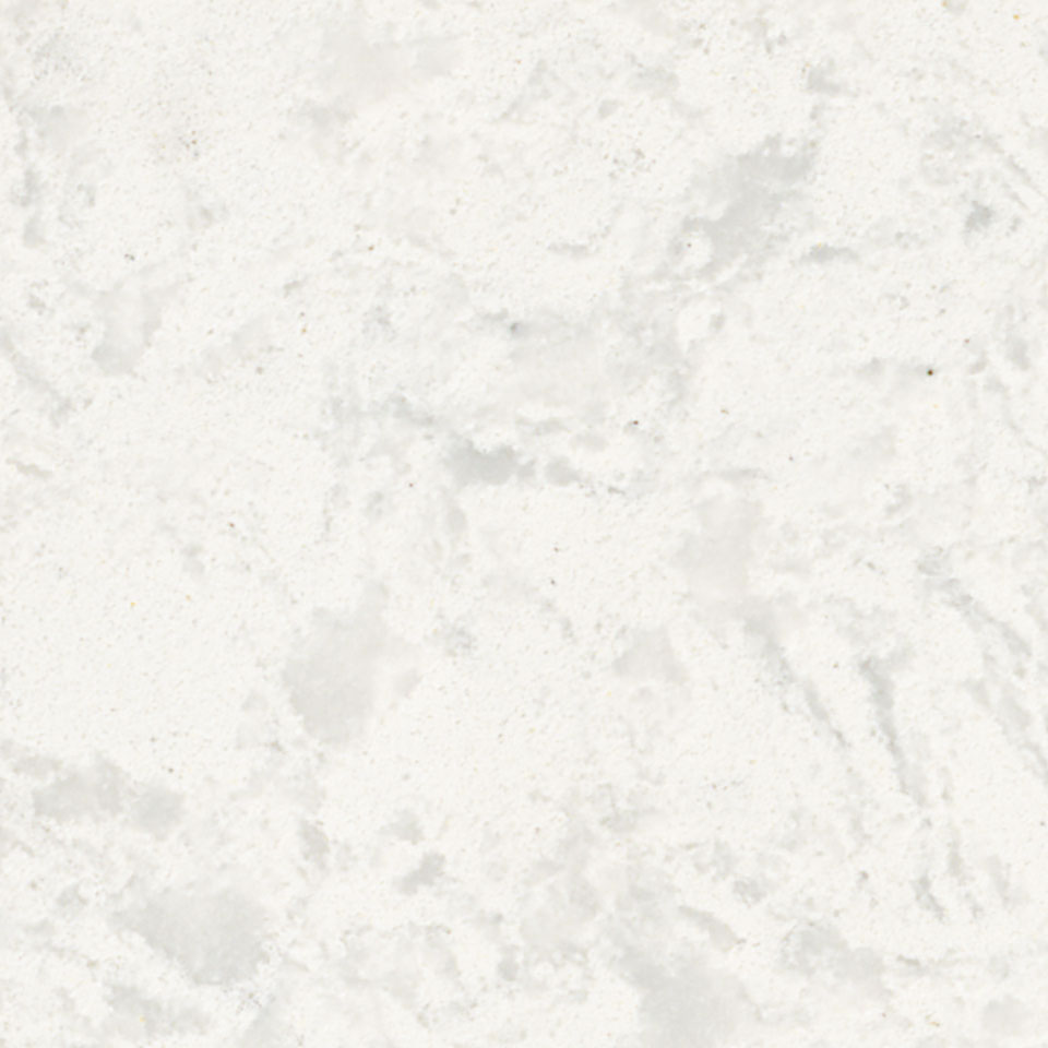 Pittsburgh Quartz Countertops Glacier White