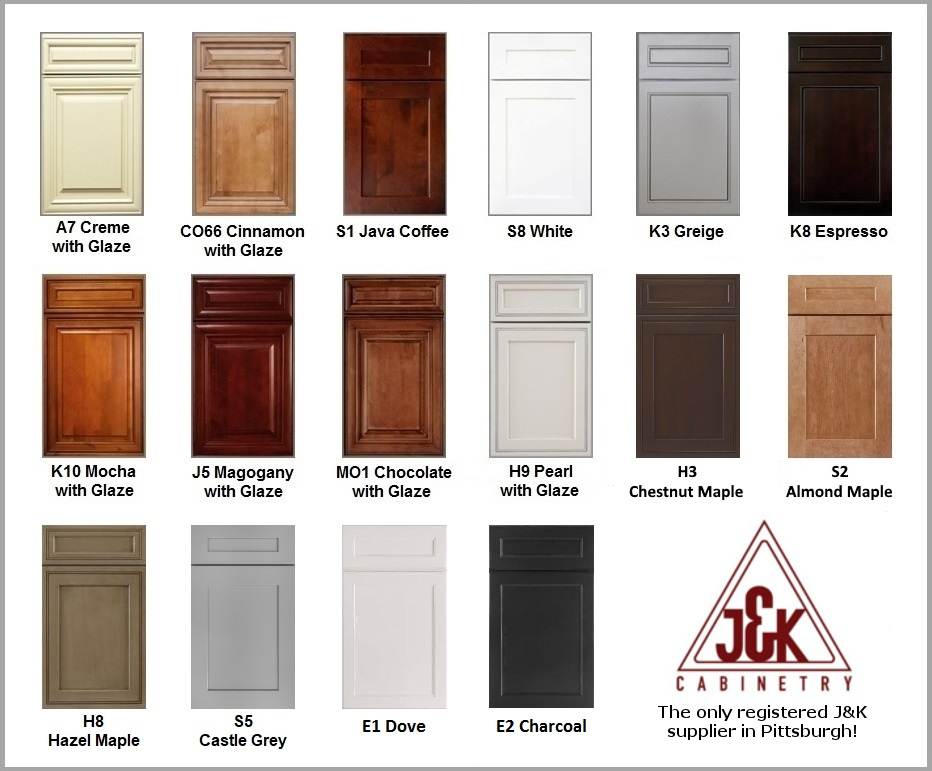 Pittsburgh Cabinets
